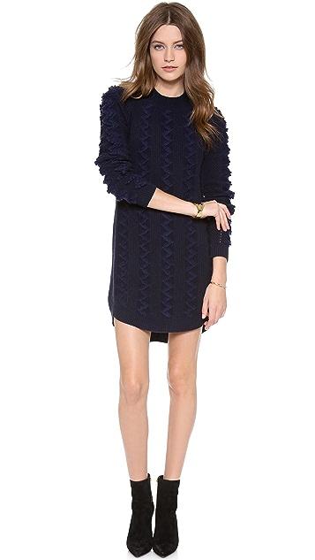 Theyskens' Theory Karessa Sweater Dress