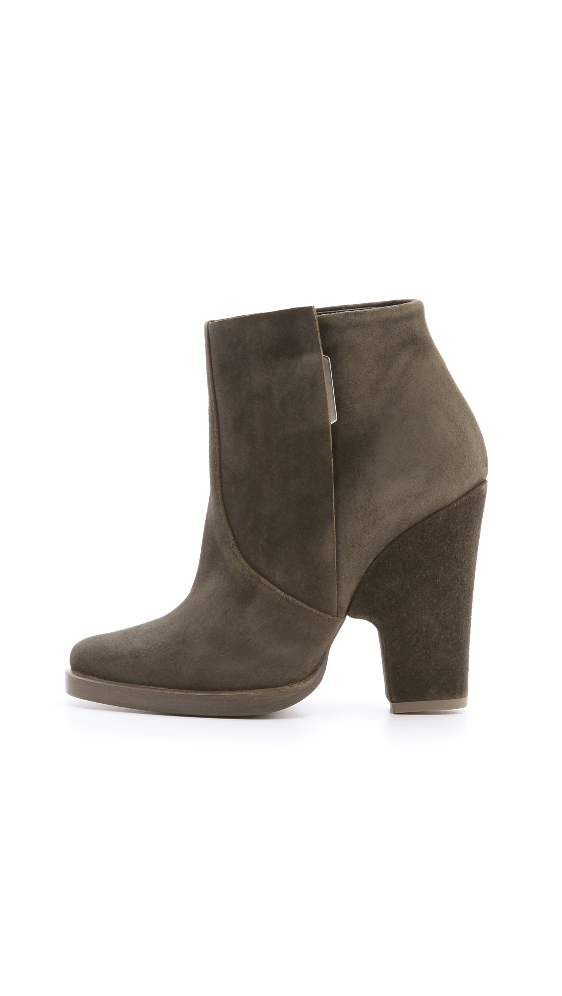 Theyskens' Theory Suede Ankle Boots wide range of good selling for sale visit knn7tA