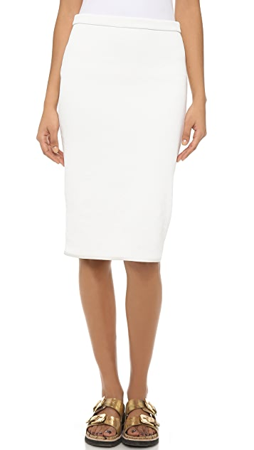 Theyskens' Theory Fuality Sencil Pencil Skirt