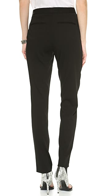 Theyskens' Theory Fabby Poster Trousers