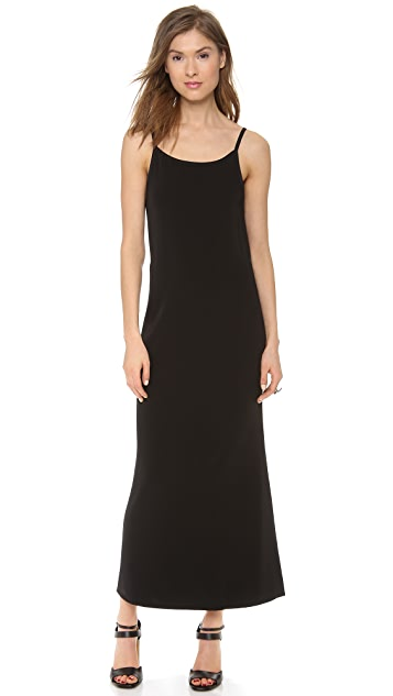 Theyskens' Theory Fanette Drave Maxi Dress