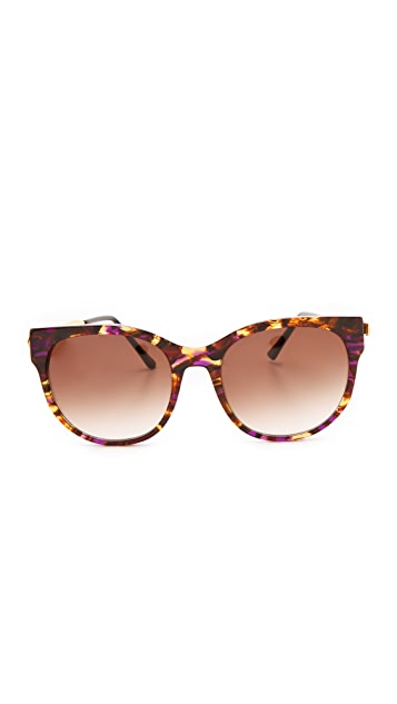 Thierry Lasry Thin Thierry Sunglasses