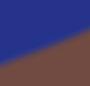 Navy/Gradient Brown