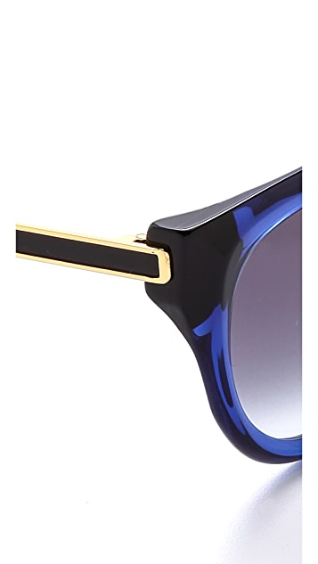 Thierry Lasry Dirty Mindy Sunglasses