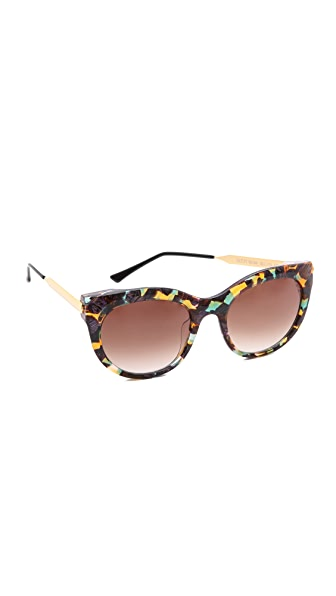 Thierry Lasry Glitzy Sunglasses