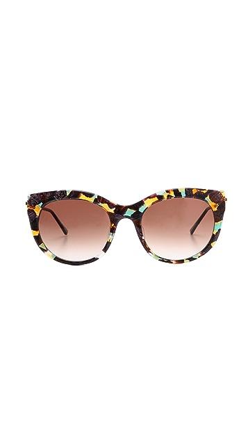 Thierry Lasry Glitzy Sunglasses