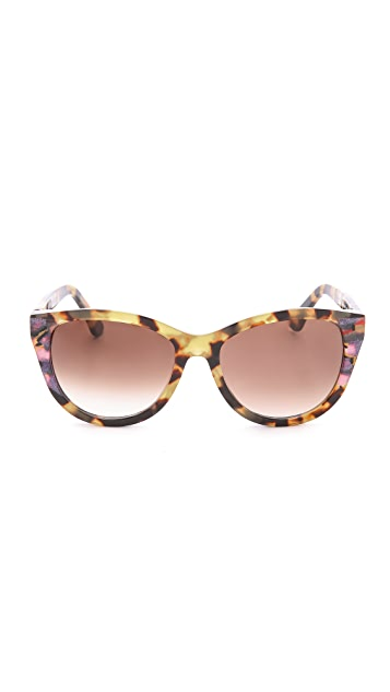 Thierry Lasry Flattery Sunglasses
