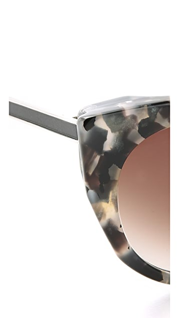 Thierry Lasry Bunny Sunglasses