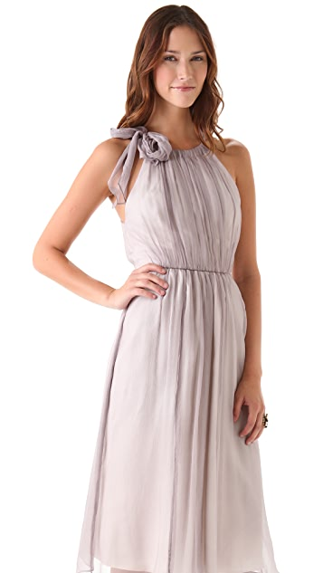 Thread Eleanor Tea Length Dress