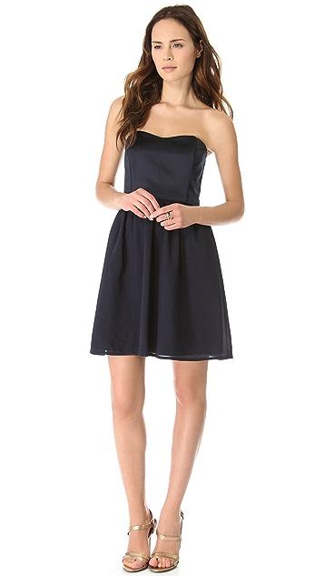 Thread Olivia Strapless Dress