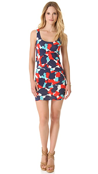 Three Dots Minnie Mortimer Tank Dress