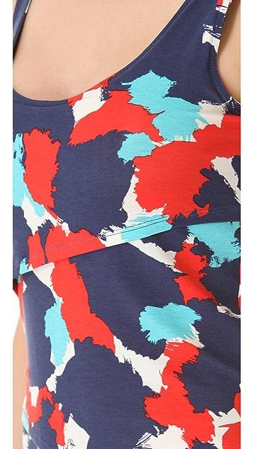 Three Dots Minnie Mortimer Tank Dress