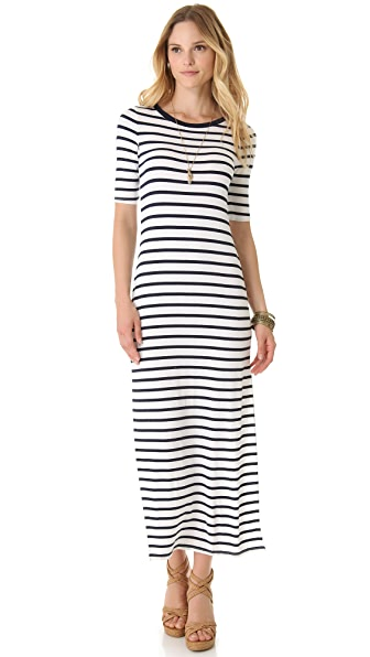 Three Dots Minnie Mortimer Column Dress