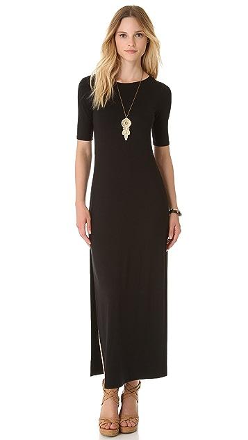 Three Dots Minnie Mortimer Column Dress