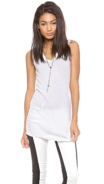 Three Dots Jersey Colette Tank