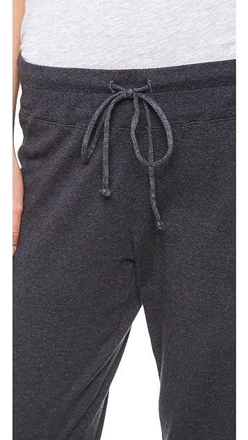 Three Dots Easy Fit Drawstring Pants