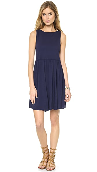 Three Dots Sleeveless Tank Dress