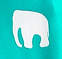 Teal Elephant