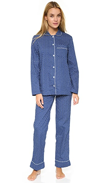 Three J NYC Jamie Cotton Pajama Set
