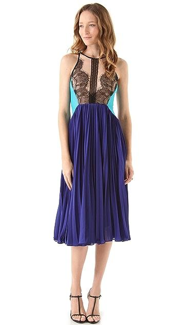 Three Floor Hidden Gem Midi Dress