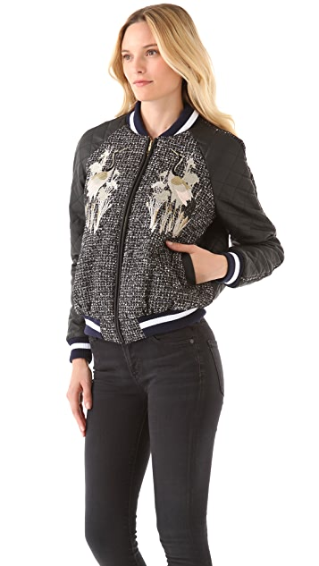 Three Floor Ginta Bomber Jacket