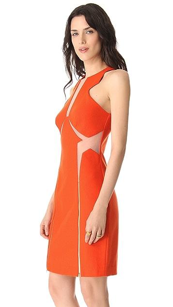 Three Floor Sheer Tease Dress
