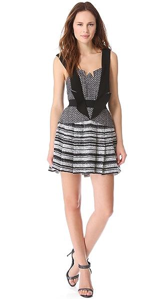 Three Floor Attire Dress
