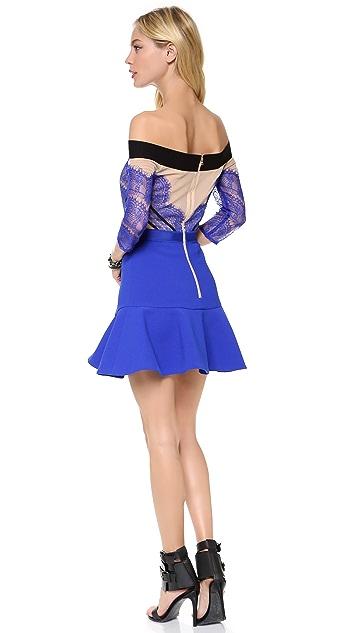 Three Floor Kloss Up Dress