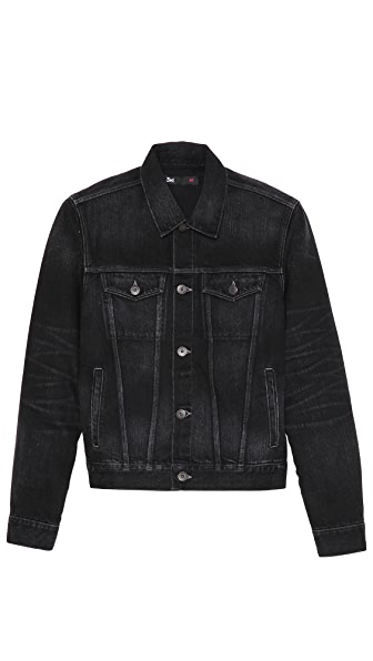 3x1 12.5oz Selvedge Denim Jacket