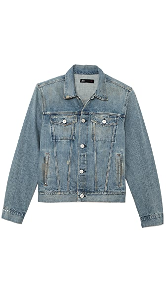 3x1 Pike Denim Jacket