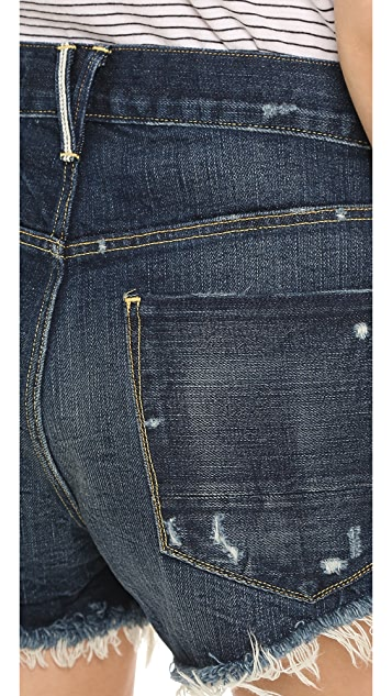 3x1 Cutoff Shorts