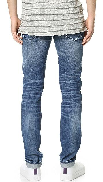 3x1 M5 Low Rise Slim Jeans