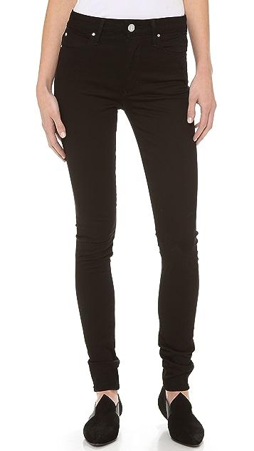 THVM Behati High Waist Skinny Jeans