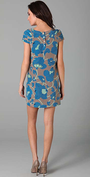 Tibi Bianca Shift Dress