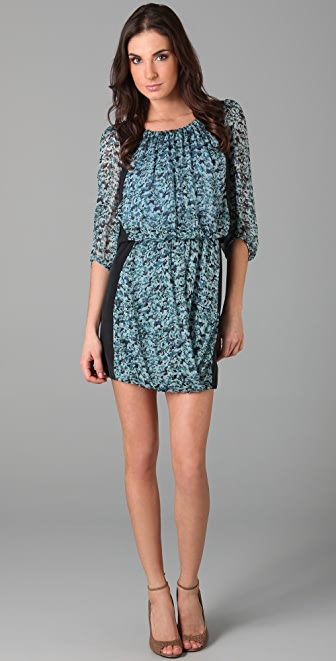Tibi Brooke Draped Dress