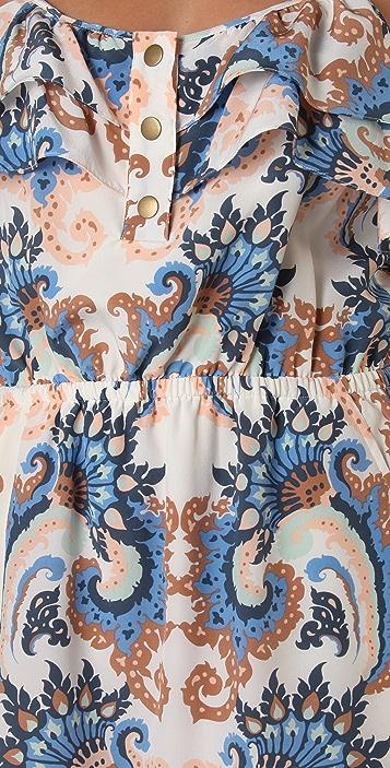 Tibi Isabella Print Dress