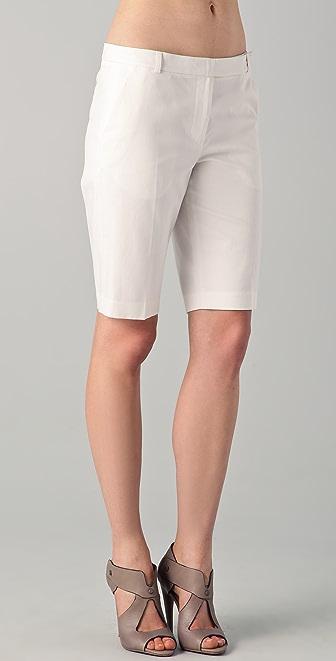 Tibi Bermuda Shorts