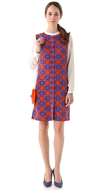Tibi Nicola Shirtdress
