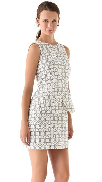 Tibi Asher Sleeveless Dress