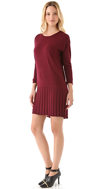 Tibi Merino Easy Dress