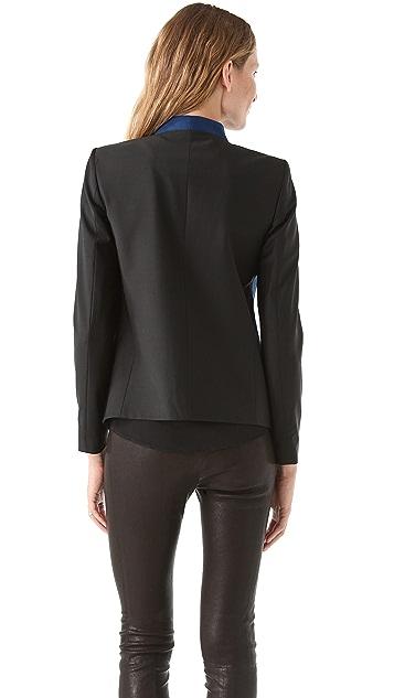 Tibi Jagger Suiting Blazer