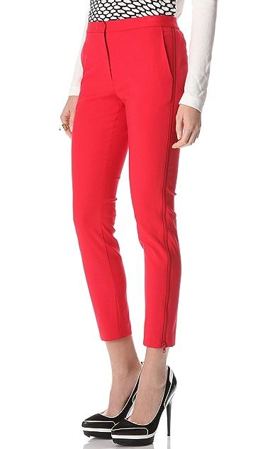 Tibi Maverick Skinny Trousers