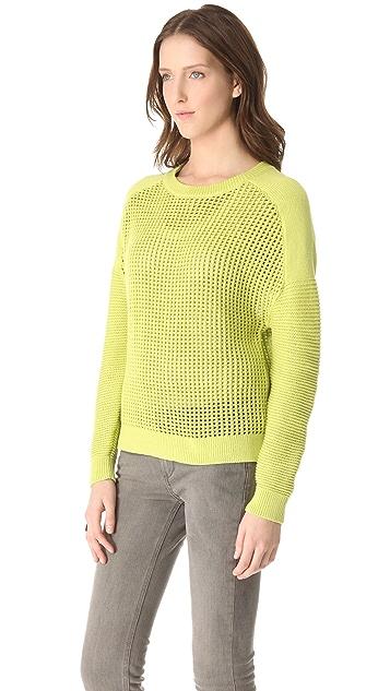 Tibi Egyptian Sweater