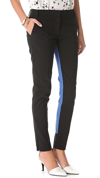 Tibi Maverick Slim Pants