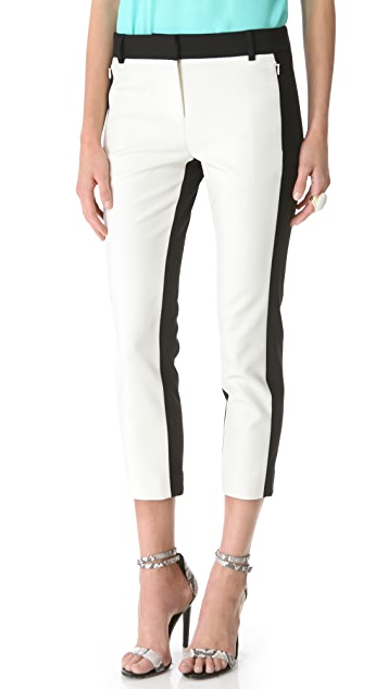 Tibi Anson Colorblock Pants