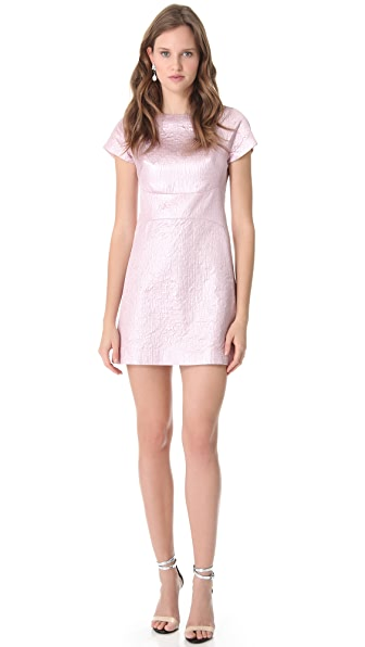Tibi Cara Paneled Dress
