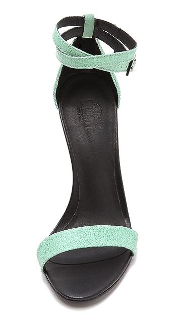 Tibi Amber 1 Band Sandals