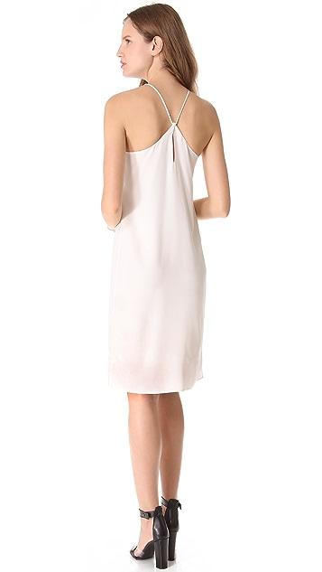 Tibi Emme Halter Dress