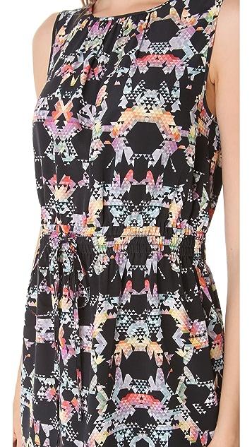 Tibi Kaleidoscope Easy Dress