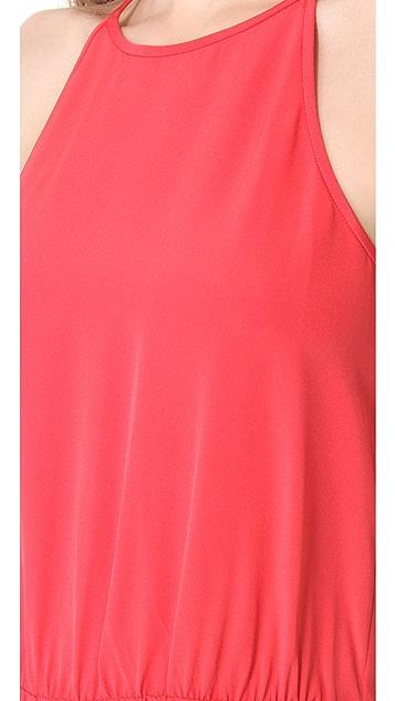 Tibi Halter Dress